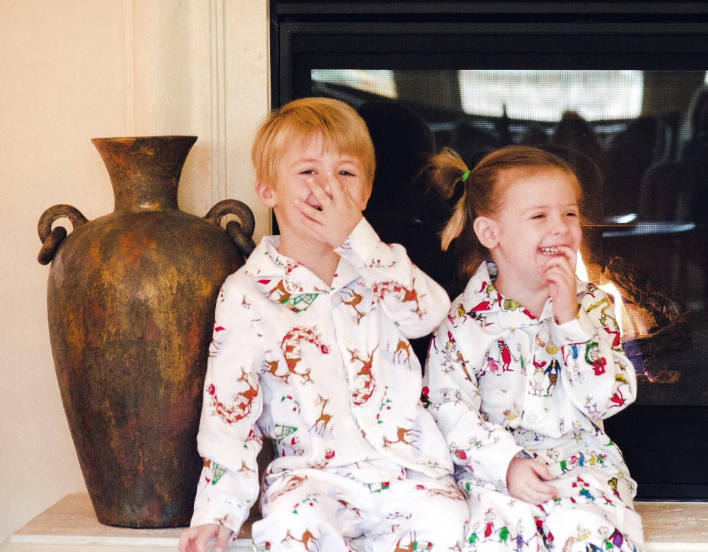 Christmas Pajama Party Thoughtfully Styled