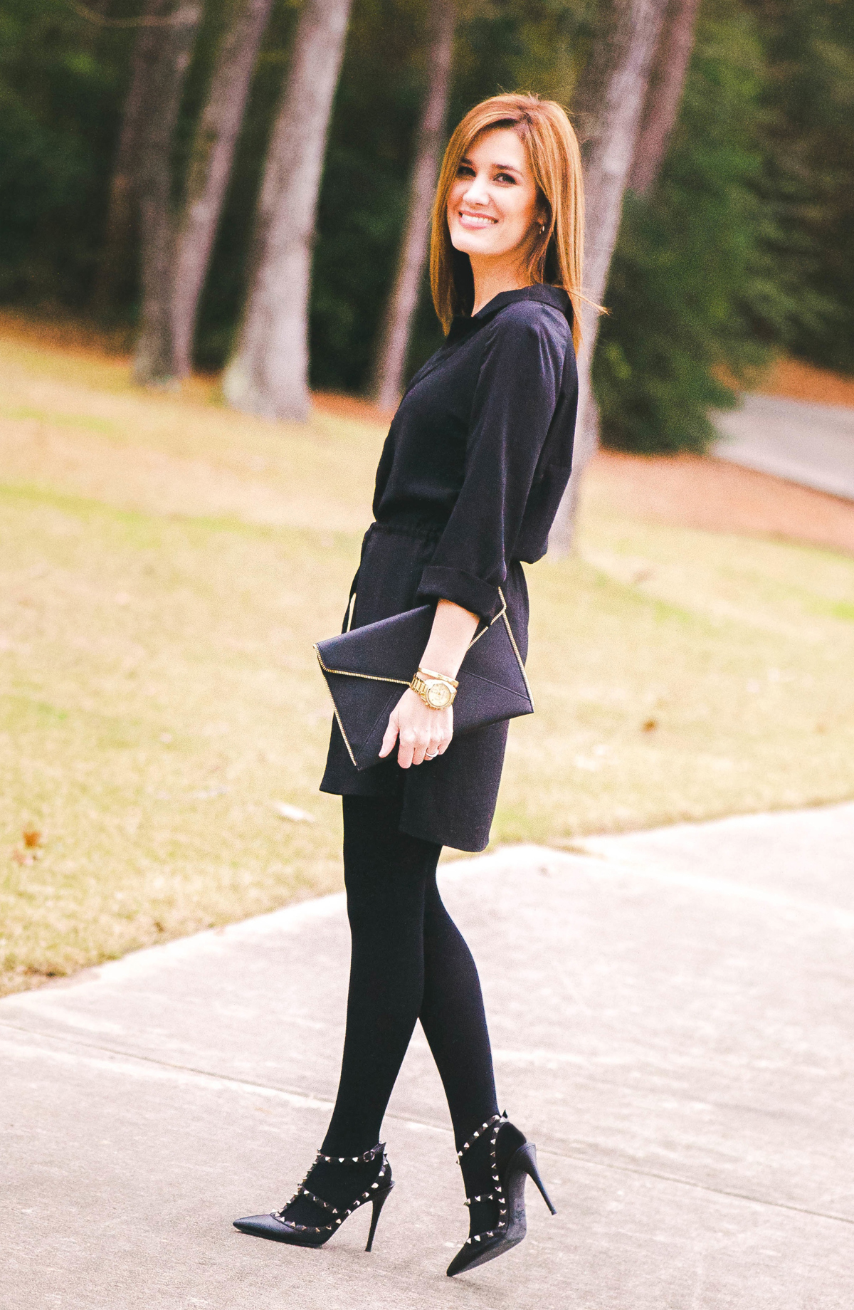3 WAYS TO WEAR A TUNIC