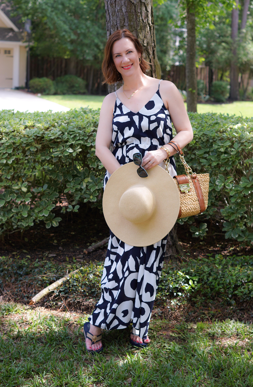 SUMMER STAPLE : MAXI DRESS