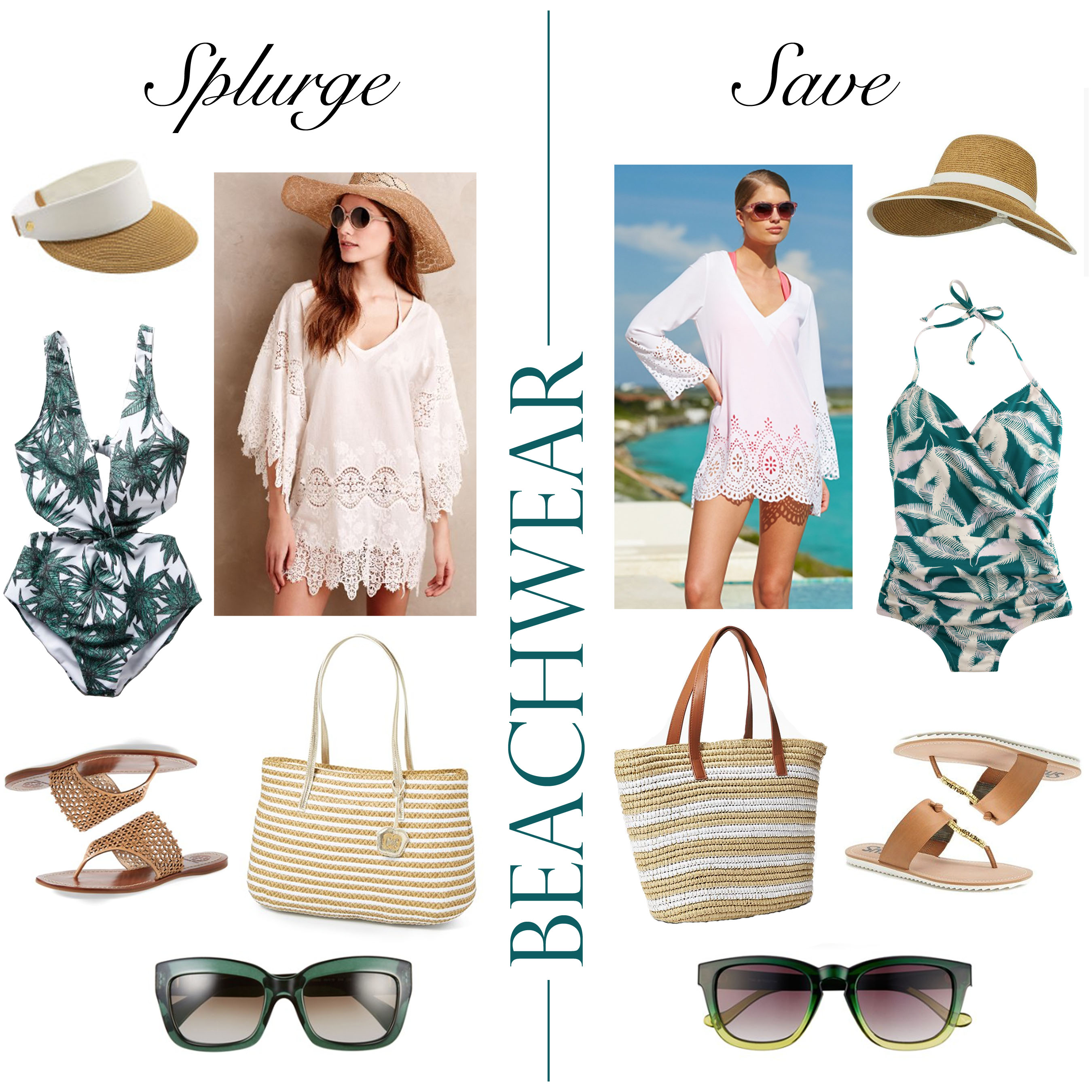 CHIC SUMMER VACATION INSPIRATION