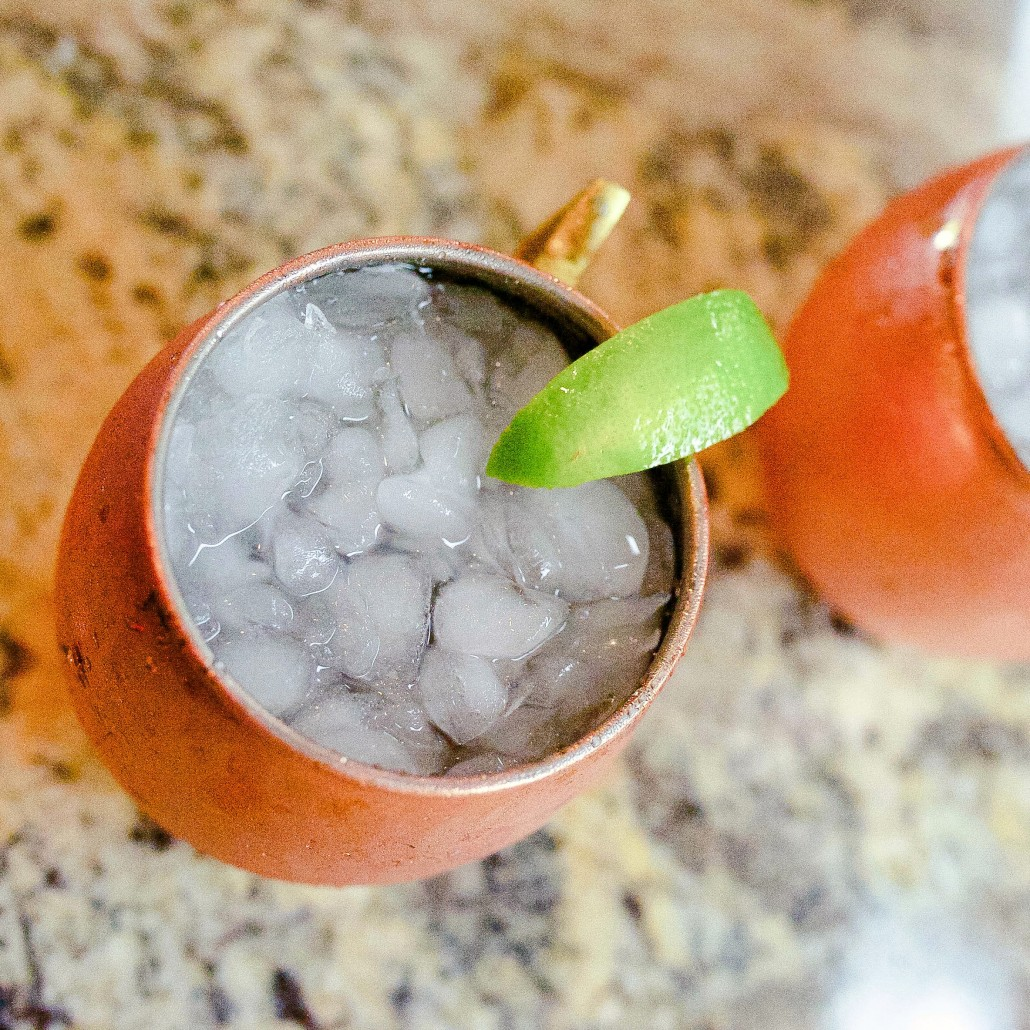 Moscow Mules Thoughtfully Styled