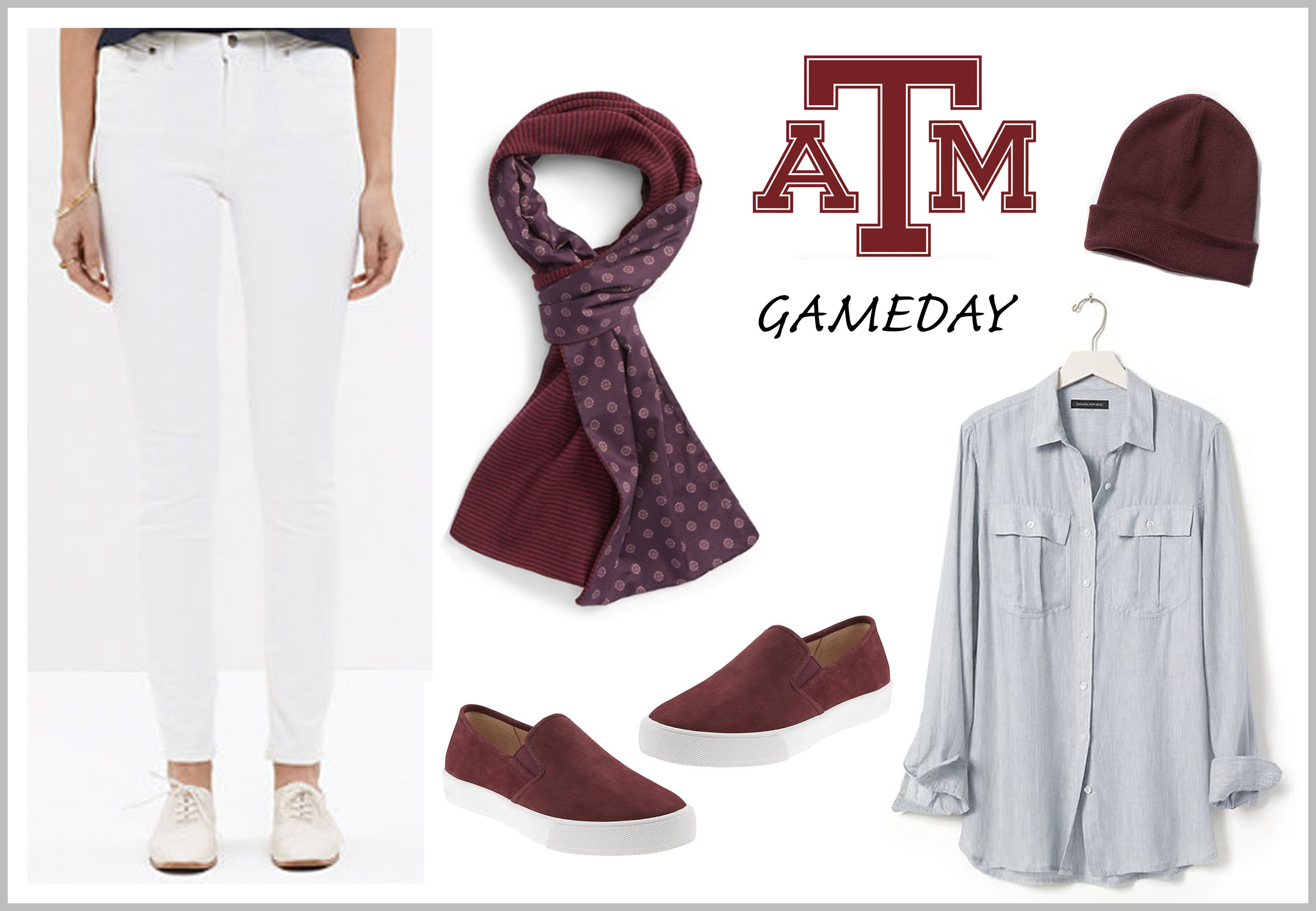 GAME DAY CHIC