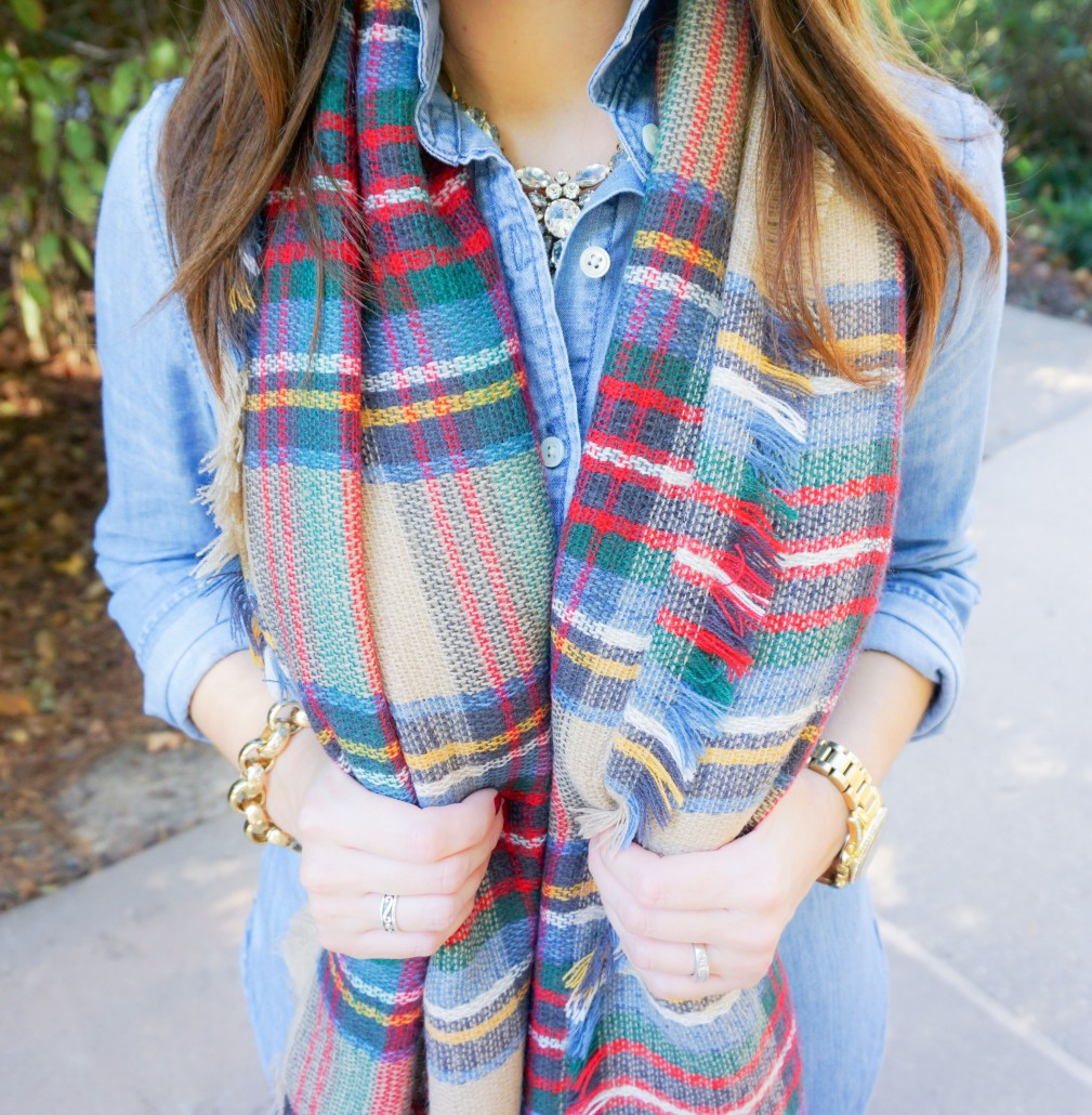 4 FALL MUST-HAVES