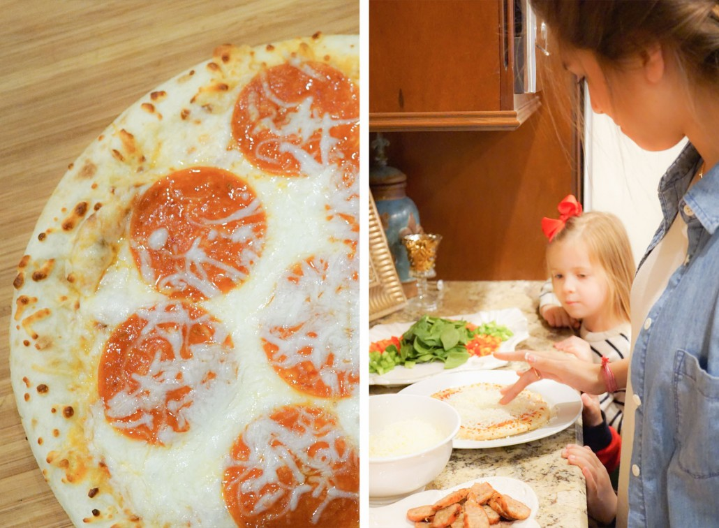 Homemade Pizza Party Thoughtfully Styled