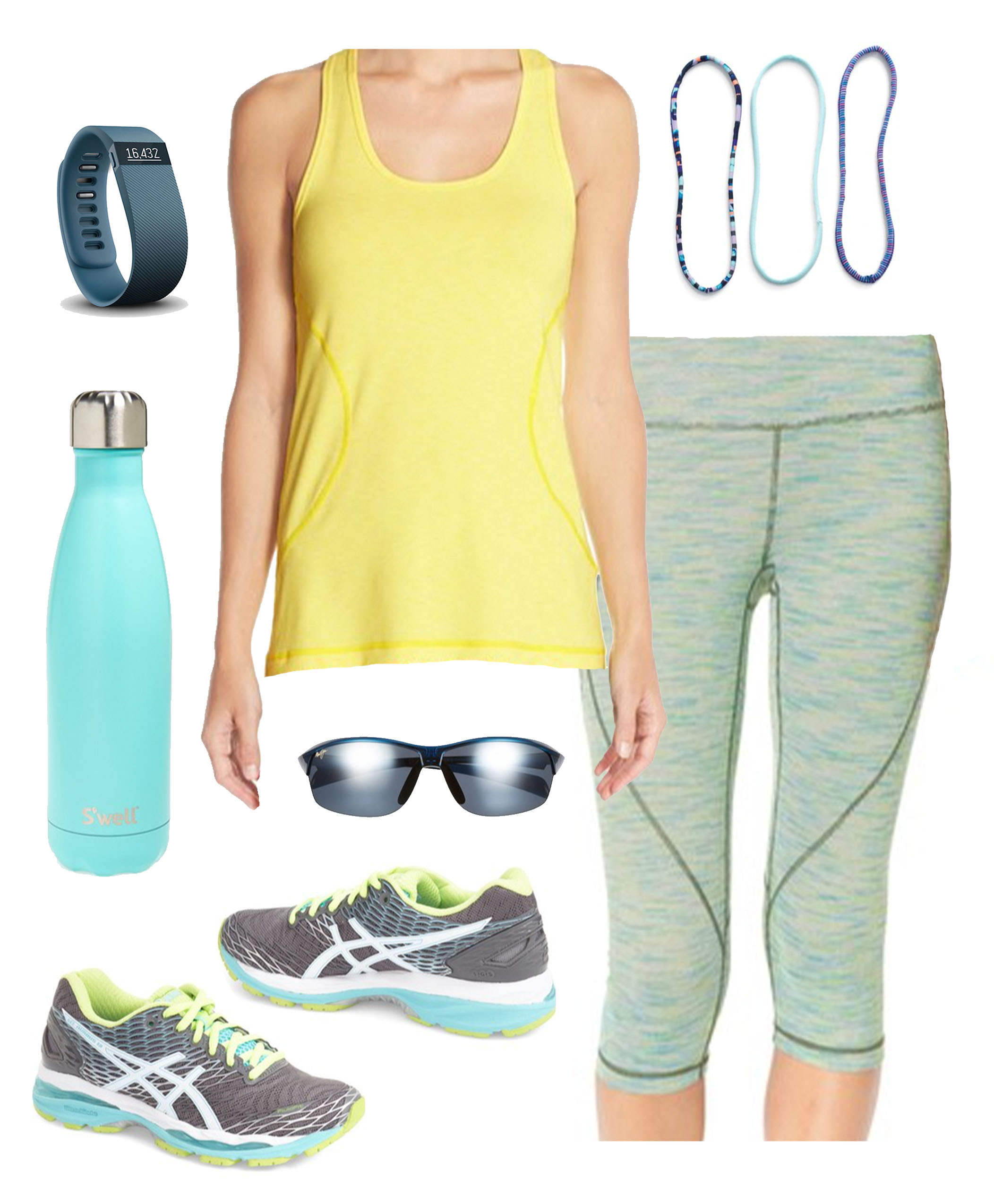 MOTIVATION WITH ACTIVEWEAR