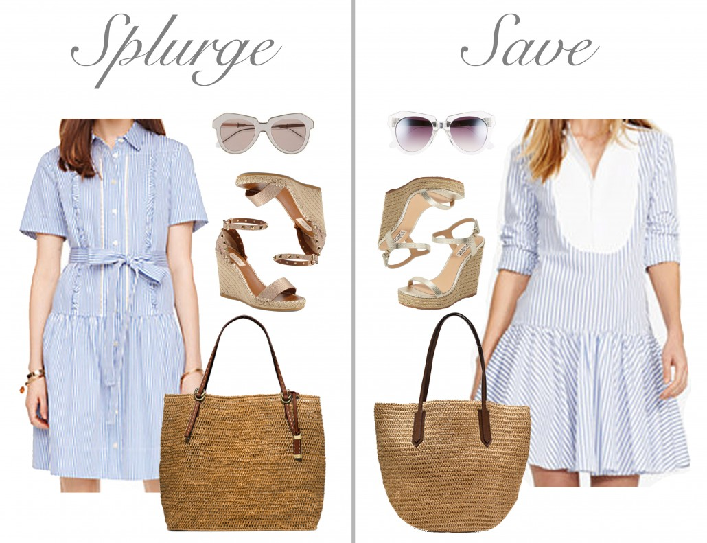 SPLURGE OR SAVE