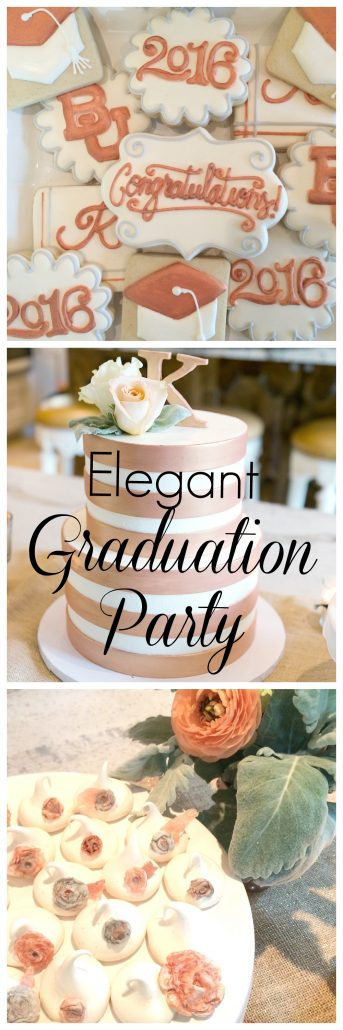 elegant graduation party party decor graduation cake high school graduation college graduation