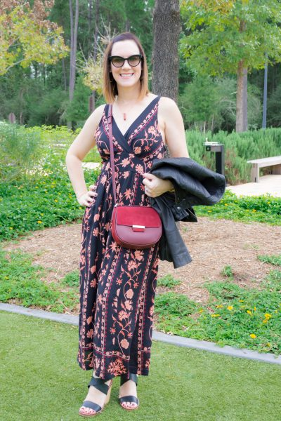THE MONTHLY STYLE EDIT FALL FLORALS jumpsuit