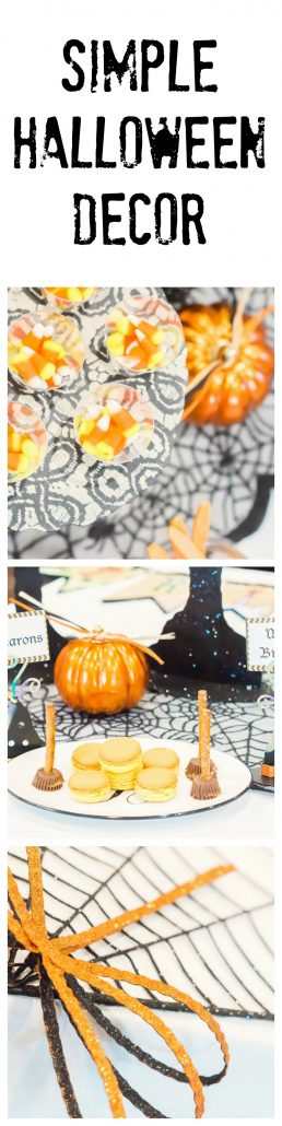 simple halloween decorating halloween party kid party black and orange decor halloween decorations