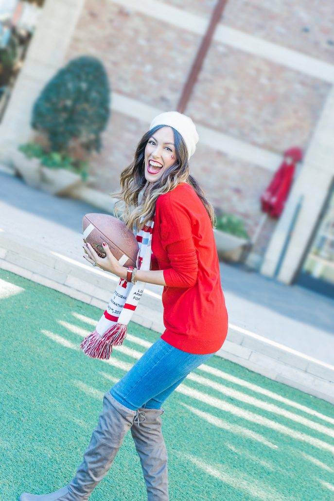 GAME DAY OUTFIT INSPIRATION Style the Girl