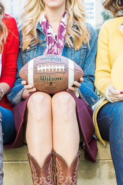 GAME DAY OUTFIT INSPIRATION college football baylor bears