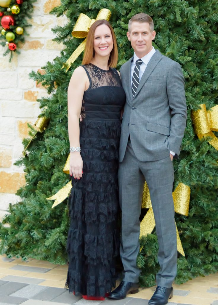 christmas pictures blogger style formal attire