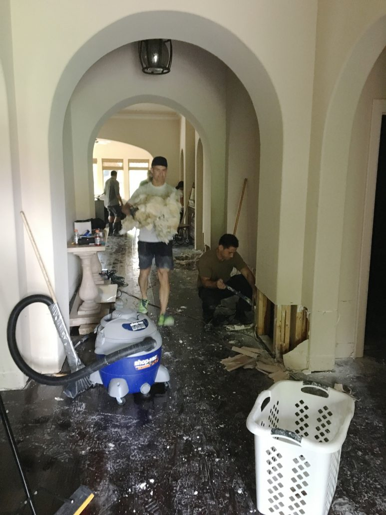 Home Renovation Thoughtfully Styled hurricane harvey home remodel interior design