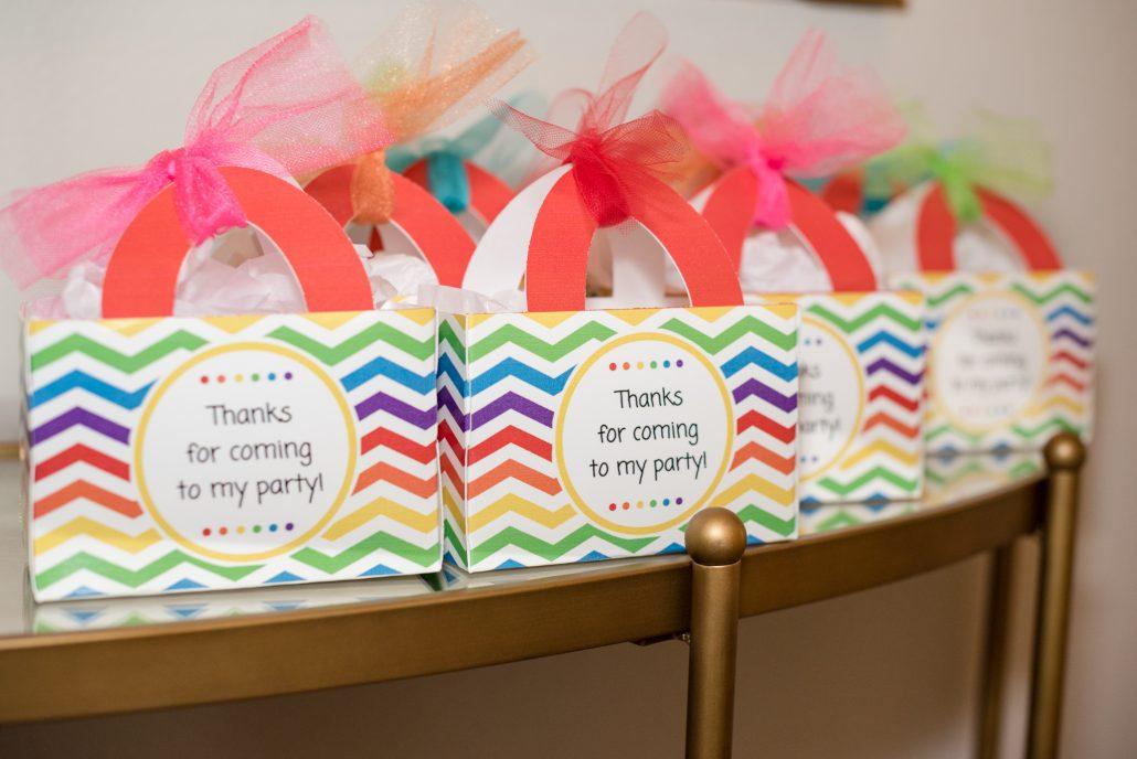 Rainbow Unicorn Party Thoughtfully Styled