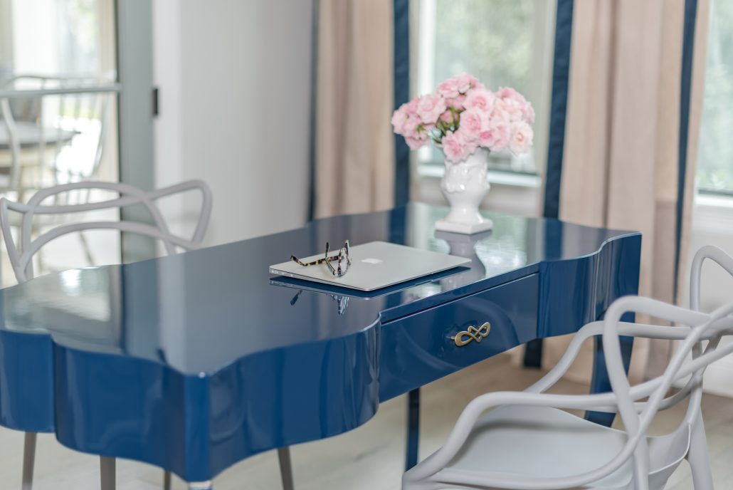 Home Office Reveal Thoughtfully Styled